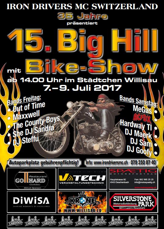 Big Hill Flyer 2017